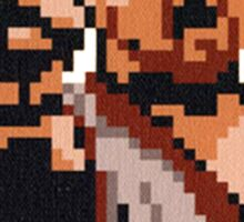 John Goodman 8-bit Sticker