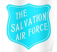 The Salvation Air Force Poster