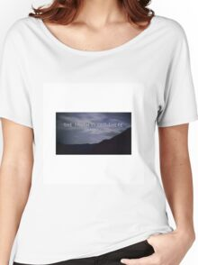 """the truth is out there"" - the x-files  Women's Relaxed Fit T-Shirt"