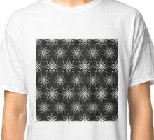 Pattern with abstract flowers Classic T-Shirt