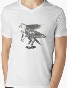 """Aquilifer """"Eagle Bear-er"""" Mens V-Neck T-Shirt"""