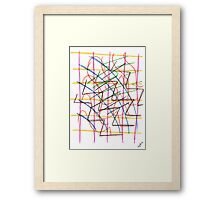 0906 - Color Fun Framed Print