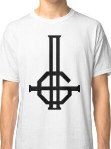 2015 LOGO - solid black Classic T-Shirt
