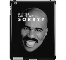 sh iPad Case/Skin
