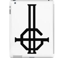 2015 LOGO - solid black iPad Case/Skin