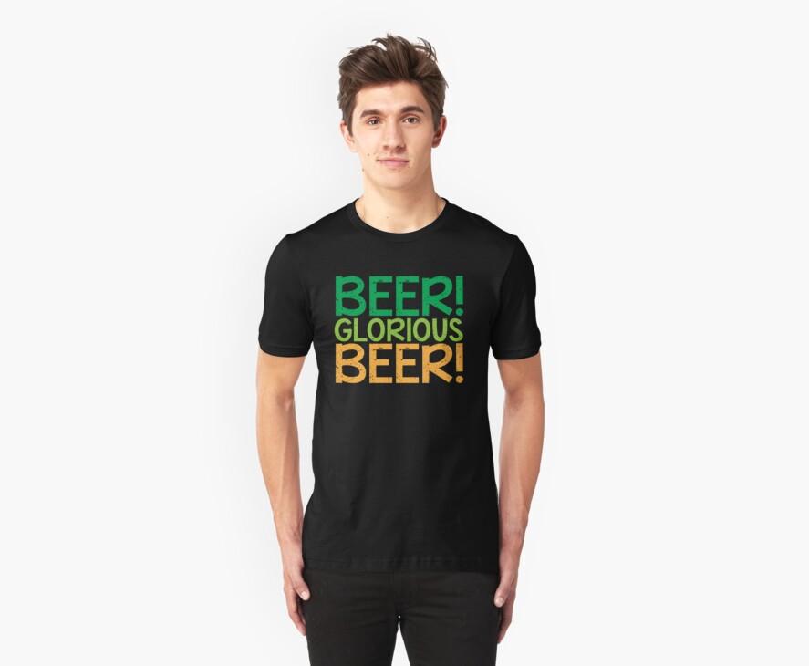 BEER GLORIOUS BEER! by jazzydevil