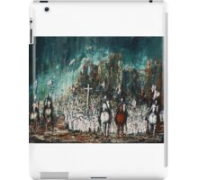Crusade  - Marching Out iPad Case/Skin