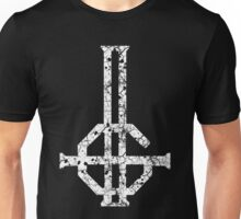 2015 LOGO - destroyed white Unisex T-Shirt