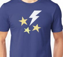 My little Pony - Lightning Dust Cutie Mark V3 Unisex T-Shirt