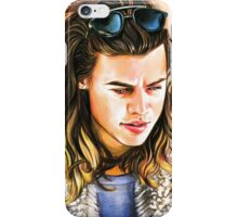 Harry Styles-Vest iPhone Case/Skin
