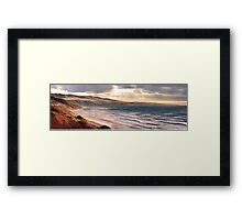 Gulf Saint Vincent  Framed Print