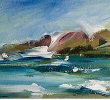 Seascape  by Ivana Pinaffo
