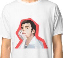 Dexter Polygon Art Classic T-Shirt