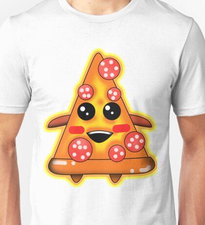 Cute Pizza Unisex T-Shirt