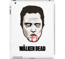 "Christopher Walken - ""The Walken Dead"" Official iPad Case/Skin"