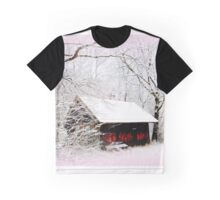 The hut in the forest Graphic T-Shirt