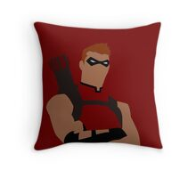 Roy Harper Minimalism Throw Pillow