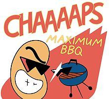 chaaaaps by Kelsy Templeton