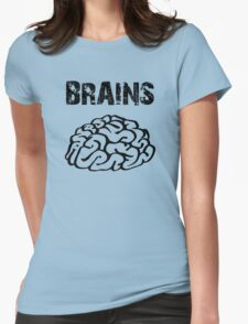 BRAINS by Zombie Ghetto T-Shirt