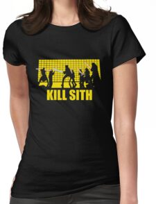 Kill Sith Womens Fitted T-Shirt