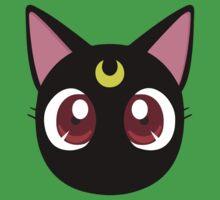 Luna - Sailor moon Kids Tee