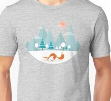 The Fox is back Unisex T-Shirt