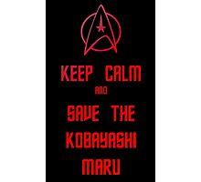 Star Trek Kobayashi Maru Photographic Print