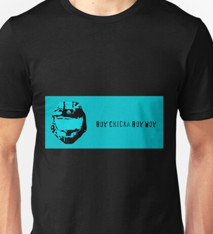 Bow Chicka Bow Wow Unisex T-Shirt