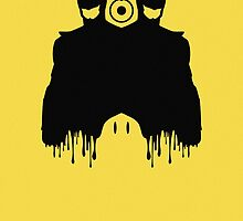 Watchmen / Nite Owl II (Posters, Prints, Stickers) by artemiswolfgang