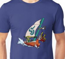 "Cell shaded ""The Wind Waker"" Unisex T-Shirt"