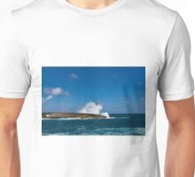 Pacific Postcard - Famous Laie Point, Hawaii, USA Unisex T-Shirt