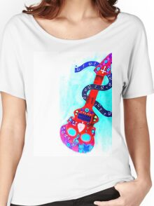 Skull tunes 1 Women's Relaxed Fit T-Shirt