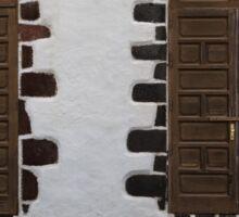 Door and Window Sticker