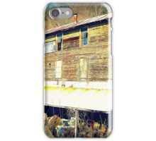 Stacked To The Rafters  iPhone Case/Skin