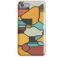 Colorful pieces iPhone Case/Skin