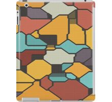 Colorful pieces iPad Case/Skin
