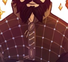 Blackwall Approval - Dragon Age Sticker