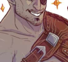 Iron Bull Approval - Dragon Age Sticker