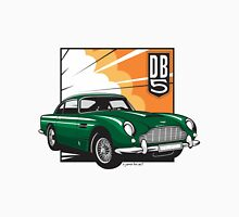 Aston Martin DB5  Womens Fitted T-Shirt