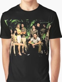 Lost - Group Graphic T-Shirt