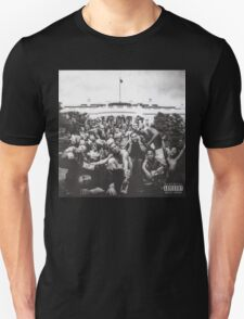 To Pimp a Butterfly Kendrick Lamar Unisex T-Shirt