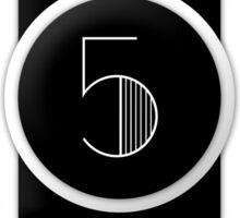 Five Sticker