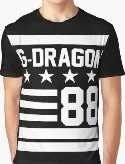 G-DRAGON 88 new Graphic T-Shirt