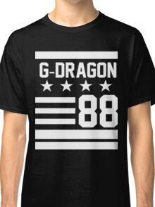 G-DRAGON 88 new Classic T-Shirt