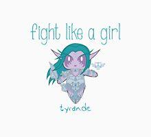 Fight Like a Girl - Elven Priestess T-Shirt