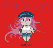 Fight Like a Girl - She Fighter One Piece - Short Sleeve