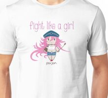 Fight Like a Girl - She Fighter Unisex T-Shirt