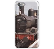 Small Railway Engine iPhone Case/Skin