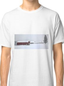 April 1st Blizzard - The Lindscott Farm Classic T-Shirt