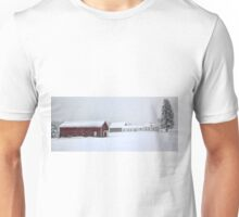 April 1st Blizzard - The Lindscott Farm Unisex T-Shirt